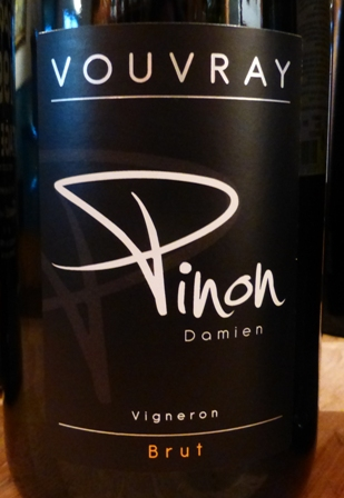 Vouvray Brut, Damien Pinon