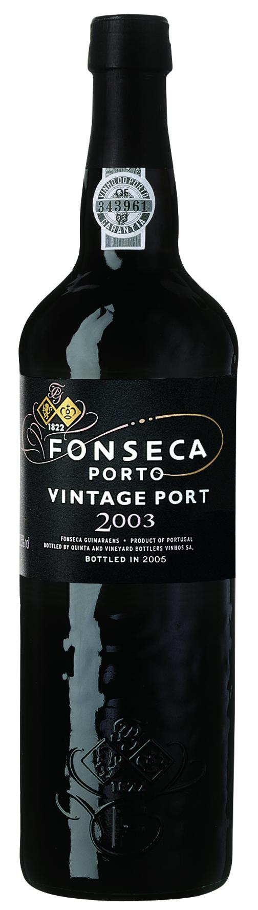 2003 Fonseca Vintage Port