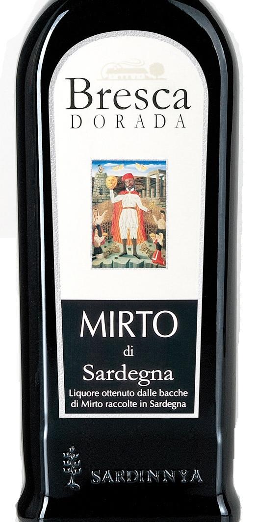 Mirto di Sardegna, Bresca Dorada