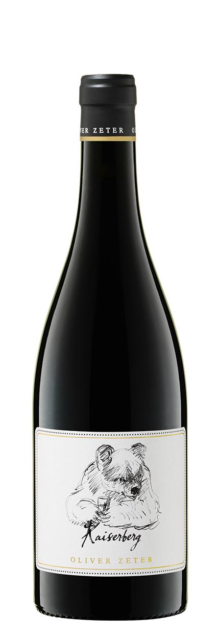 2015 Kaiserberg, Pinot Noir,Nussdorf - Oliver Zeter