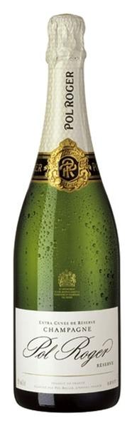 Champagne Pol Roger Brut White Foil Magnum