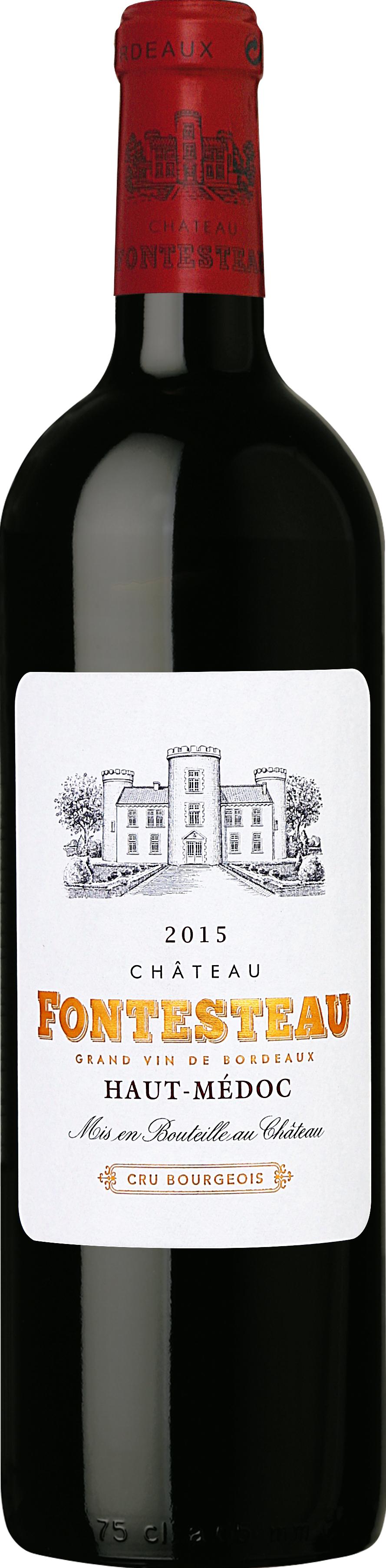 2016 Château Fontesteau, Cru Bourgeois, Haut-Médoc AOC