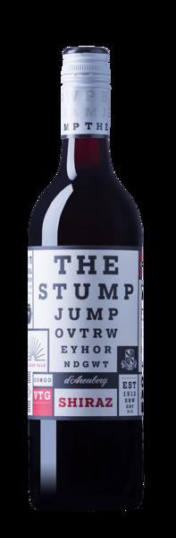 2017 The Stump Jump Shiraz, d'Arenberg, McLaren Vale