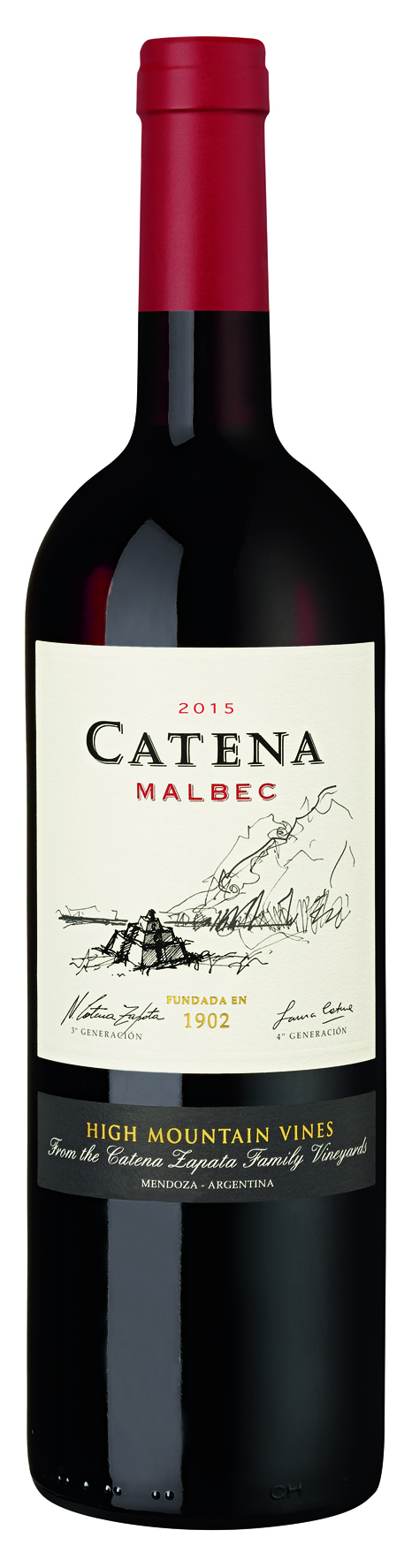 2017 Catena Malbec Magnum - Mendoza, Argentinia