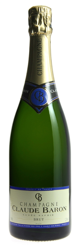 Champagne Claude Baron Brut