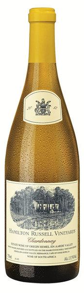 2018 Chardonnay, Hamilton Russell Vinyards, Estate Wine of Origin Hemel-en-Aarde Valley