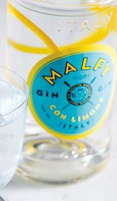 Malfy Gin Con Limone G.Q.D.I.