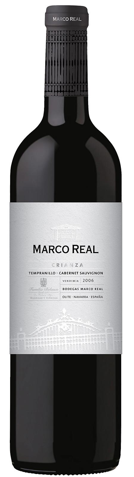 2013 Marco Real Crianza Merlot Tempranillo Syrah