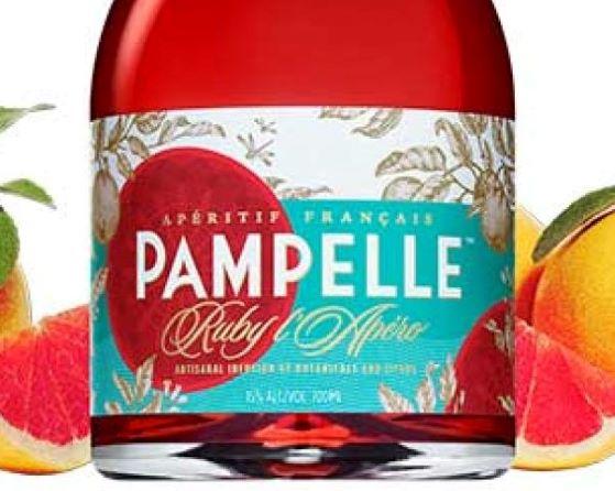 Pampelle Ruby Apéro Apéritif Francais