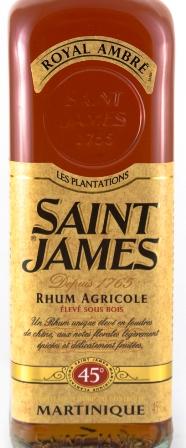 St. James Rhum Agricole Royal Ambré