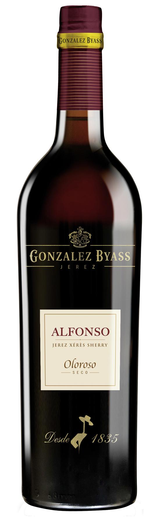 Oloroso Seco -Alfonso- Sherry, Gonzalez Byass