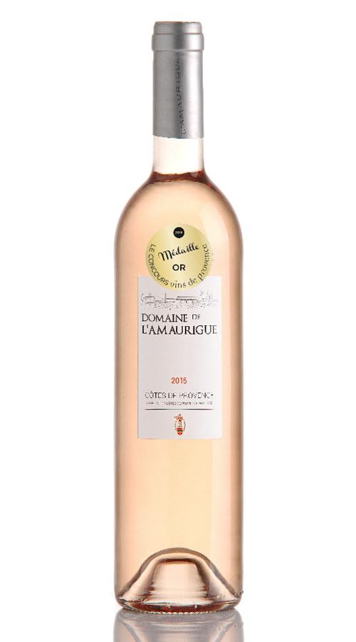 2018 Domaine de l'Amaurigue, Côtes de Provence AOP