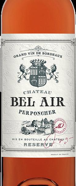 2019 Chateau Bel Air Perponcher Bordeaux Rosé