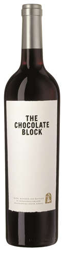 2016 The Chocolate Block , Boekenhoutskloof, South Africa