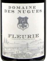 2016 Fleurie AOC, Domaine des Nugues