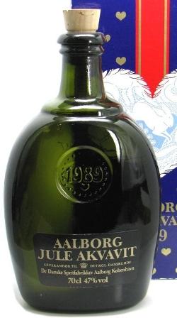 1989 Jule Akvavit