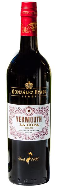 La Copa Vermouth Gonzálz Byass