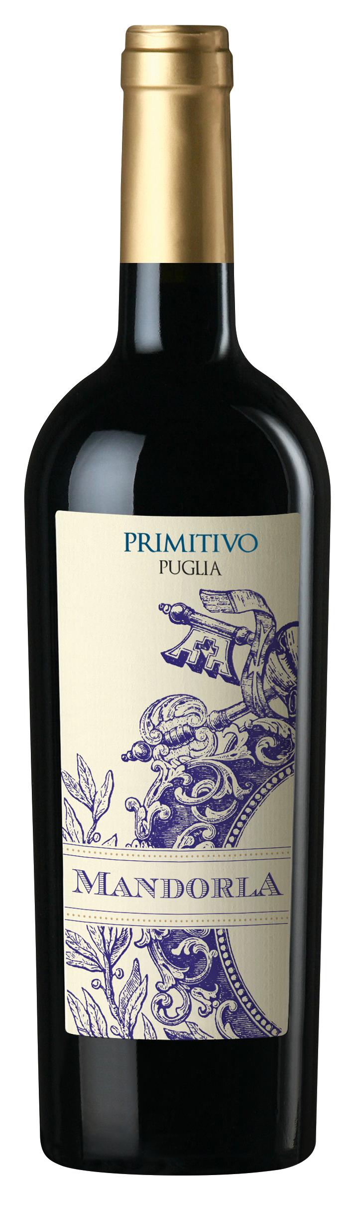 2019 Mandorla, Primitivo Puglia IGT