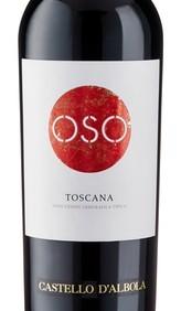 2016 OSO, Toscana IGT, Castello d'Albola