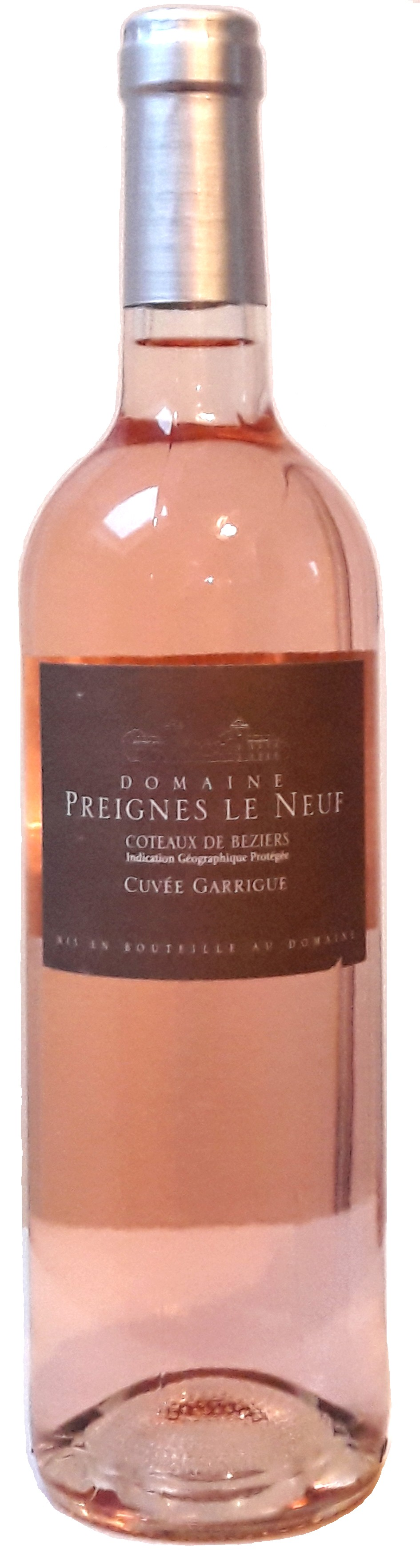 2018 Cuvée Garrigue, Domaine Preignes Le Neuf, Béziers