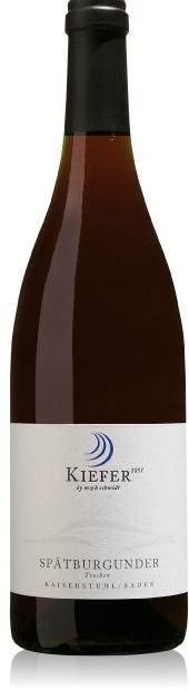 2017 Spätburgunder Rotwein Qualitätswein trocken,Friedrich Kiefer