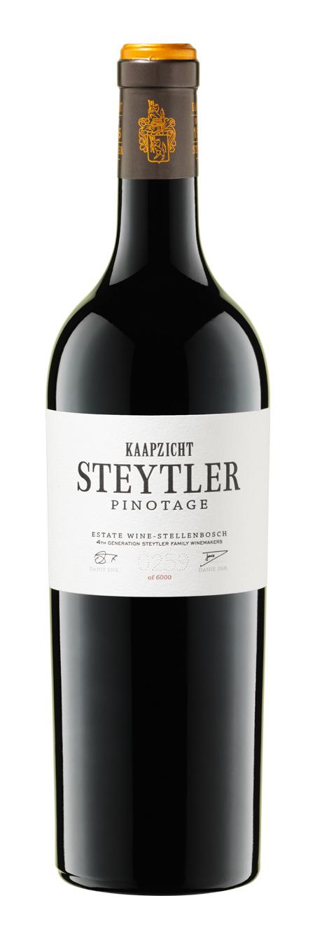2017 Steytler Pinotage, Kaapzicht Estate